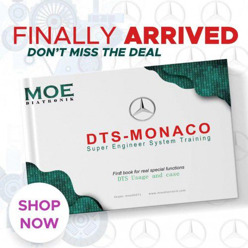 DTS Monaco & Vediamo: used for what? how to use? where to get?