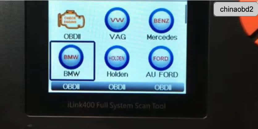 Vident iLink400 Feedback on BMW 525 E60 2006