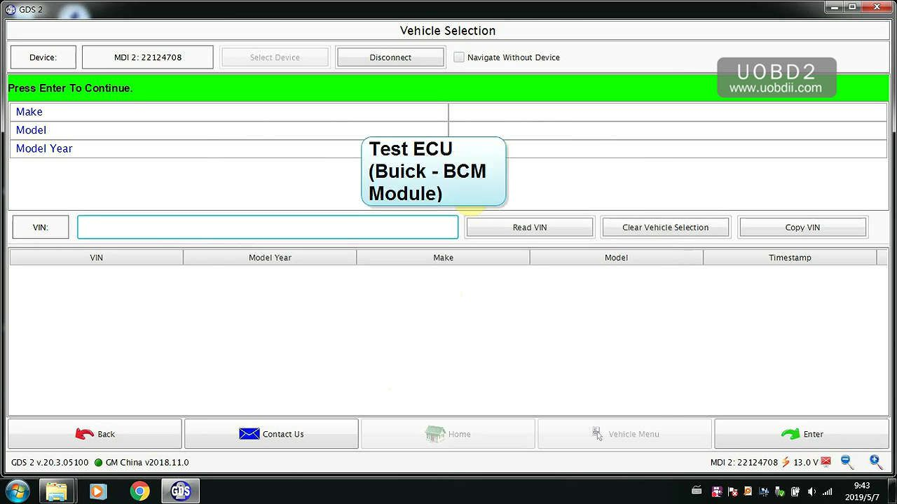 vxdiag-gm-gds2-no-valid-lease-found-solution-12