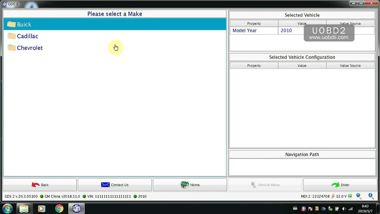 vxdiag-gm-gds2-no-valid-lease-found-solution-14