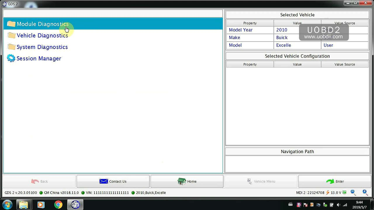 vxdiag-gm-gds2-no-valid-lease-found-solution-16
